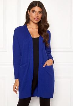 SELECTED FEMME Philua LS Knit Cardigan Clematis Blue Bubbleroom.fi