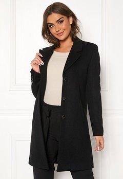 SELECTED FEMME Sasja Wool Coat Black Bubbleroom.fi