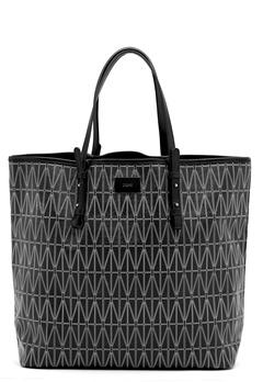 DAGMAR Shopping Bag Black Bubbleroom.fi