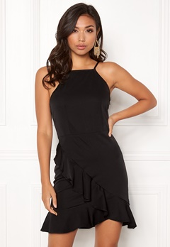 Sisters Point Gly Dress 000 Black Bubbleroom.fi ea011a2ee5