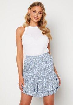 Sisters Point Grow Skirt 410 L.Blue/Cream Bubbleroom.fi