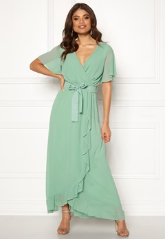 Sisters Point WD-42 Dress 301 Spring Green Bubbleroom.fi