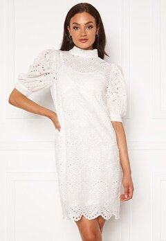 Sisters Point WD 48 Dress 115 Creme Bubbleroom.fi