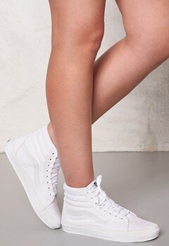 Vans SK8-HI Sneakers True White Bubbleroom.fi