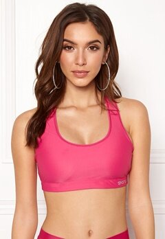 Skins Flux Sports Bra Pink Bubbleroom.fi
