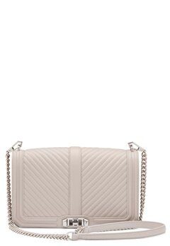 Rebecca Minkoff Slim Love Crossbody Bag Putty Bubbleroom.fi