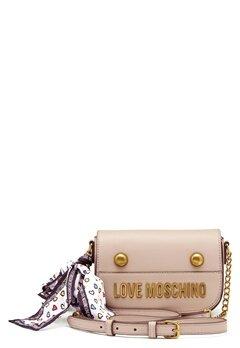 Love Moschino Small Bag 108 Taupe/Sand Bubbleroom.fi