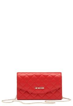 Love Moschino Small Bag 500 Red Bubbleroom.fi