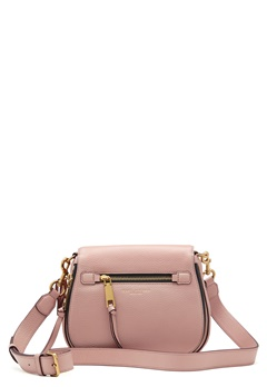 Marc Jacobs Small Nomad Crossbody Bag Rose Bubbleroom.fi