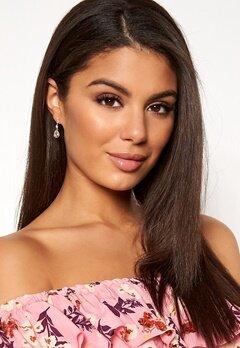 SNÖ of Sweden Charlene Long Earring S/Pink Bubbleroom.fi