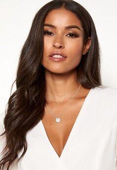 SNÖ of Sweden Corinne Pendant Necklace S/Clear Bubbleroom.fi