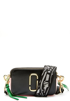 Marc Jacobs Snapshot Marc Jacobs Black/Baby Pink Bubbleroom.fi