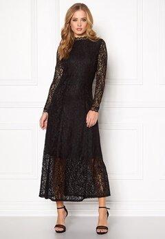 SOAKED IN LUXURY Lilo Dress Black Bubbleroom.fi