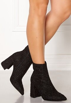 SOFIE SCHNOOR Boot Boucle Black Bubbleroom.fi