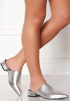 SOFIE SCHNOOR Shoe Flat Silver Bubbleroom.fi