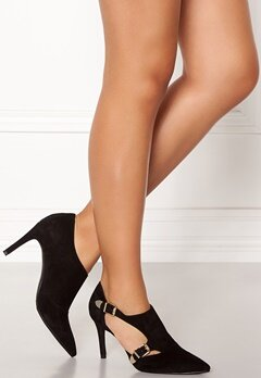 SOFIE SCHNOOR Shoe Stiletto Suede Black Bubbleroom.fi