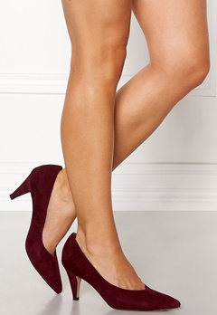 SOFIE SCHNOOR Stiletto Pumps Dark Red Bubbleroom.fi