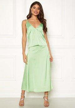 Ivyrevel Split Skirt Pastel Green Bubbleroom.fi