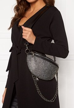 Steve Madden Bling Belt Bag Black Bubbleroom.fi
