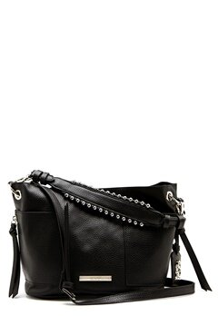 Steve Madden Bnest Bag Black Bubbleroom.fi