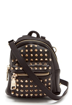 Steve Madden Bruno Backpack Black/gold Bubbleroom.fi