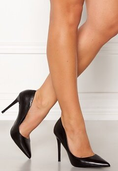 Steve Madden Daisie Pumps Black Leathe Bubbleroom.fi