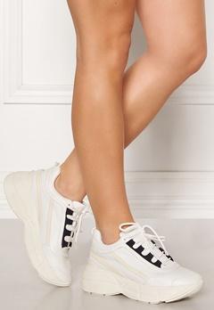 Steve Madden Mature Sneaker 2 White Bubbleroom.fi