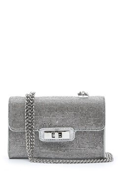 Steve Madden Wonders Crossbody Bag Silver Bubbleroom.fi