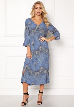 Stylein Siboney Print Blue Bubbleroom.fi