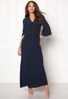 Stylein Siho Dress Dark Navy Bubbleroom.fi