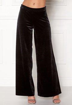 Stylein Trent Pants Black Bubbleroom.fi