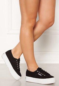 Superga Acotw Linea Sneakers Black-FWhite Bubbleroom.fi