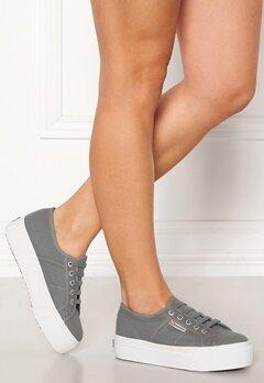 Superga Acotw Linea Sneakers Grey DK Sage Bubbleroom.fi