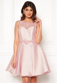 SUSANNA RIVIERI Embroidered Dream Dress Blush Bubbleroom.fi