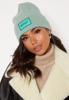 Svea Big Badge Svea Hat 647 Pale Aqua Bubbleroom.fi