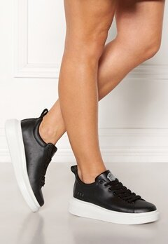Svea Charlie Leather Sneaker 900 Black Bubbleroom.fi