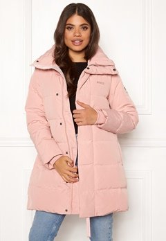 Svea Slim Fit Padded Jacket 505 Soft Pink Bubbleroom.fi