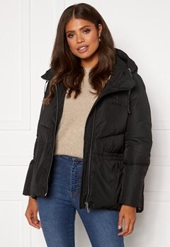 Svea W. Waspy Jacket 900 Black Bubbleroom.fi