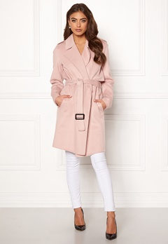 SELECTED FEMME Tana Short Coat Rose Dust Bubbleroom.fi