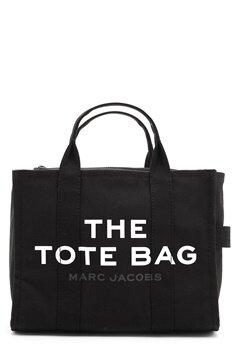 The Marc Jacobs Small Traveler Tote 001 Black Bubbleroom.fi