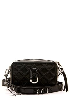 The Marc Jacobs The Quilted Softshot 21 001 Black Bubbleroom.fi