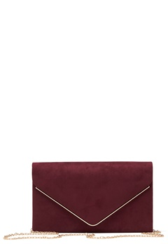 Koko Couture Thea Party Bag Burgundy Bubbleroom.fi