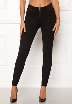 ONLY Tia Legging Black Bubbleroom.fi