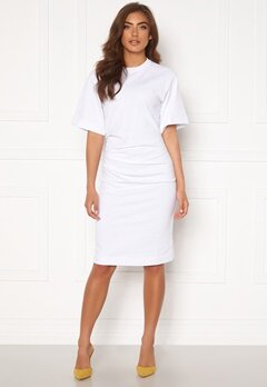 TIGER OF SWEDEN Izly Dress 090 Pure white Bubbleroom.fi