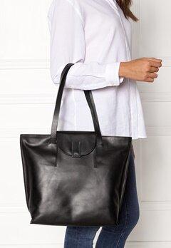 TIGER OF SWEDEN Louise Tote Bag 050 Black Bubbleroom.fi
