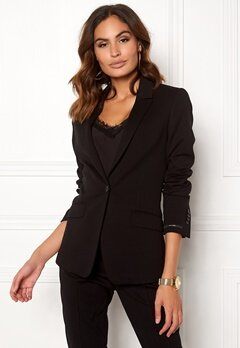 TIGER OF SWEDEN Sajni 2S Blazer Black Bubbleroom.fi