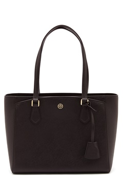 TORY BURCH Robinson Bag 001 Black Bubbleroom.fi