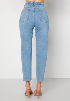 Trendyol High Waist Jeans Blue Bubbleroom.fi