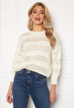 Trendyol Knitted Sweater Ecru Bubbleroom.fi
