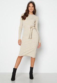 Trendyol Lena Knitted Dress Stone bubbleroom.fi
